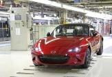 Xe thể thao Mazda thế hệ mới chính thức xuất xưởng