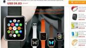 Apple Watch nhái xuất hiện tràn lan tại Trung Quốc