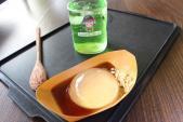 Món tráng miệng kiểu Nhật tròn như giọt nước