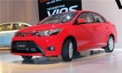 10 xe ô tô bán chạy nhất tháng 2