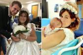 Cảm động đám cưới của cô dâu chỉ còn 2 ngày để sống