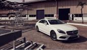 Ngắm vẻ đẹp sang trọng của Mercedes CLS 500 4Matic 2015