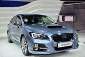 Cận cảnh Subaru Levorg sắp bán ra tại Việt Nam