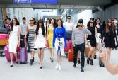 Dàn chân dài Việt đổ bộ gây náo loạn tại Hong Kong