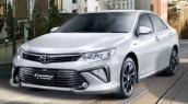 Toyota tung ra Camry bản nâng cấp tại Thái