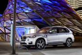 BMW X5 thêm phiên bản hybrid sạc điện