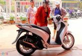 Honda SH 125i tăng giá hơn 5 triệu đồng