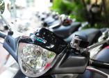 Piaggio Liberty tại Việt Nam được trang bị thêm máy quay
