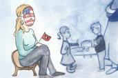 Sự trái ngược trong cách dạy con của người Mỹ và Thụy Sĩ