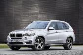 Lộ diện BMW X5 xDrive40e siêu tiết kiệm nhiên liệu
