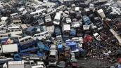Nghĩa địa ô tô, xe máy khổng lồ ở Trung Quốc