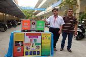 Học sinh Đà Nẵng đoạt nhiều giải thưởng sáng tạo khoa học-kỹ thuật