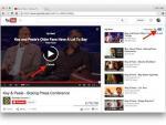Cách tắt tính năng tự động phát video gây khó chịu của YouTube