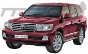 Lộ diện phiên bản nâng cấp của Toyota Land Cruiser