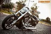 Chiến binh Cruiser mạnh nhất nhà Harley-Davidson tại Việt Nam