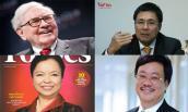 Học Warren Buffett, đại gia Việt dựng
