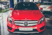 Lộ diện Mercedes-Benz GLA250 4MATIC đậm chất thể thao tại Việt Nam