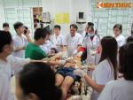 Sập giàn giáo Formosa Hà Tĩnh, BYT cử chuyên gia hỗ trợ