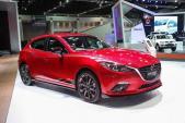 Mazda3 Racing Series thể thao hơn bản tiêu chuẩn