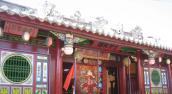 Những món ăn chay ấn tượng ở chùa Quan Công
