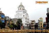 Hình ảnh mới nhất lâu đài gà vàng của đại gia Hà Nội
