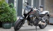 Honda CB650F 2015 đầu tiên tại Việt Nam