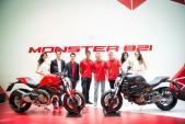 Loạt hàng nóng nhà Ducati đổ bộ thị trường Châu Á