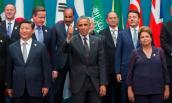 """""""Lỗi đánh máy"""" khiến lãnh đạo G20 bị lộ thông tin cá nhân"""