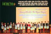 Trao giải cuộc thi Người Việt ưu tiên dùng thuốc Việt