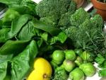 Ăn nhiều rau xanh tốt cho não bộ