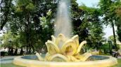 Đài phun nước vườn hoa Mai Xuân Thưởng đạt giải Kiến trúc Quốc tế