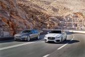 Cận cảnh Jaguar XF thế hệ 2 - đối thủ của BMW 5 Series