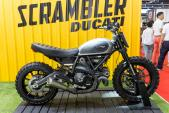Ducati Scrambler phong cách Retro cực ngầu