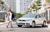 Trải nghiệm bộ 3 xe hơi mới nhất của Honda