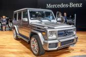 """Hàng """"khủng"""" Mercedse G65 AMG có giá hơn 13 tỷ VND"""