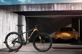 Xuất hiện siêu xe đạp Mercedes-AMG GT