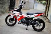 Exciter 150 phong cách Ducati tại Sài Gòn
