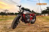 """Honda CB750 lên hình """"chất lừ"""" nhờ tay thợ Việt"""