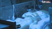 Hành trình cứu sống bé sơ sinh văng khỏi bụng mẹ