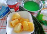 Xôi mít nhiều màu hấp dẫn bữa sáng
