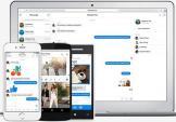 Facebook tách riêng Messenger thành phiên bản độc lập