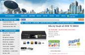 Hai doanh nghiệp bán đầu thu số DVB-T2 lậu bị