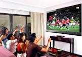 Tại Cần Thơ, TP.HCM đã thu được hơn 54 kênh truyền hình số