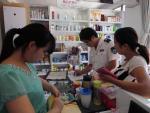 Thu hồi khẩn cấp mỹ phẩm Trung Quốc gây tai biến, nhiễm trùng