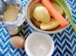 Pancake khoai tây đơn giản cho bữa sáng