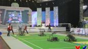 Robocon Việt Nam 2015 khu vực phía Bắc bước sang vòng loại thứ hai