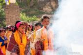 """Đám cưới """"gây sốt"""" của cặp đôi 8X Tây Tạng"""