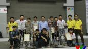 Kết quả vòng loại Robocon Việt Nam 2015