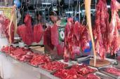 Mẹo phân biệt thịt lợn sề, trâu nái