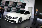 Mercedes-Benz C63 AMG mới chính thức phát hành